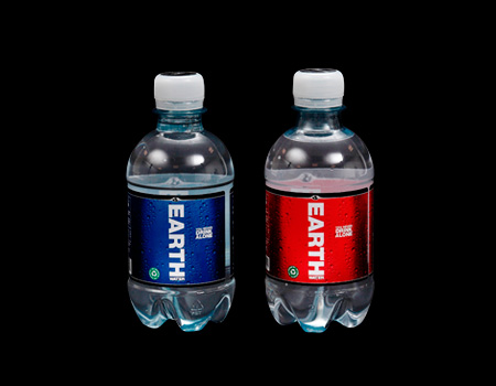 EARTH Water 33cl PET