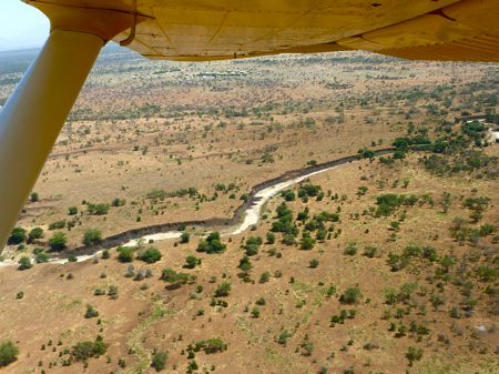 Olguluglui Rivier Project in Kenia