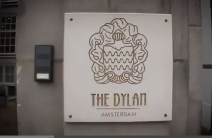 EARTH Water lancering Dylan Hotel