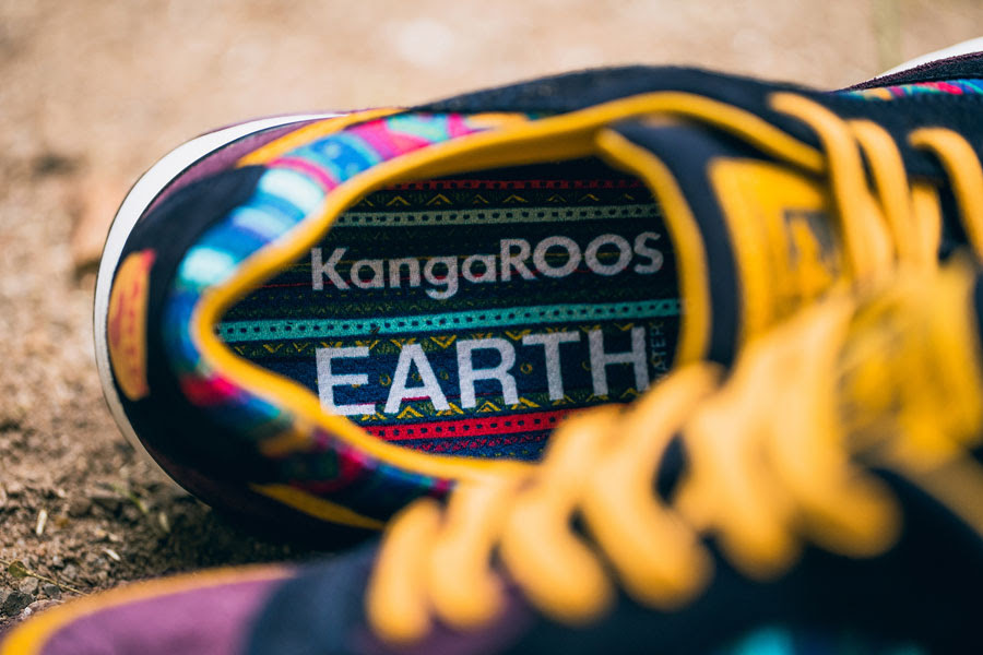 KangaROOS x EARTH
